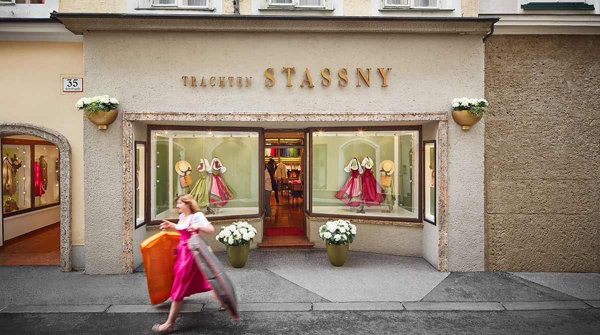 Trachten Stassny Startseite